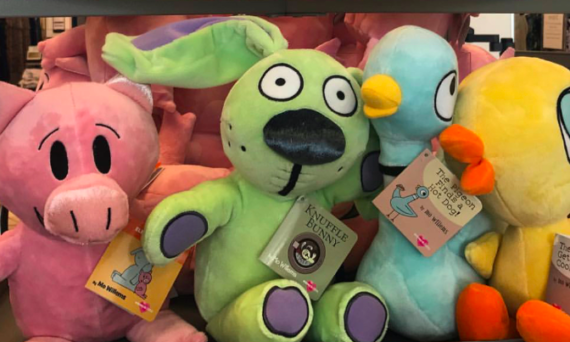 Learn how to plan a family literacy event using books written by Mo Willems
